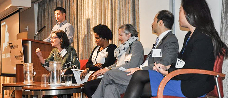 New York Cares Volunteer Summit UJA-Federation of New York Panel Discussion