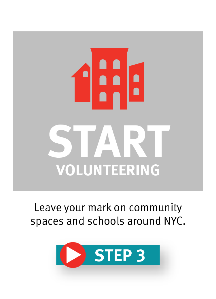 Start Volunteering on Thousands of Community Service Projects with New York Cares