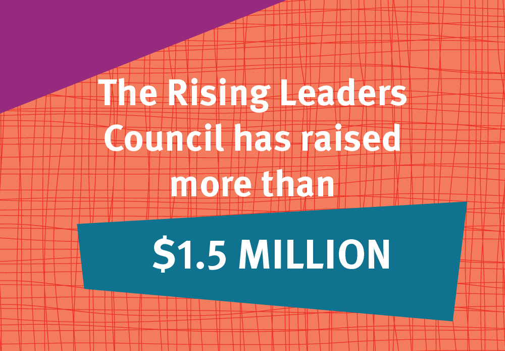 Rising Leaders Council Impact of Young Professionals Committee