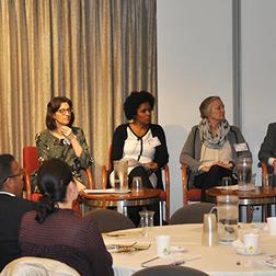 Volunteer managers discuss using volunteers strategically.