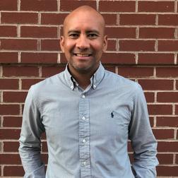 Juan Carlos Vasquez (New York Cares Employee)