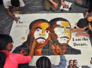 New York Cares MLK Day