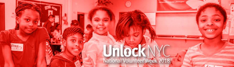 National Volunteer Week Image
